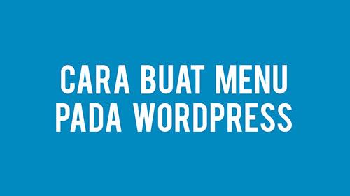 cara-buat-menu-wordpress