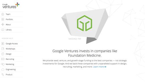 google ventures wordpress